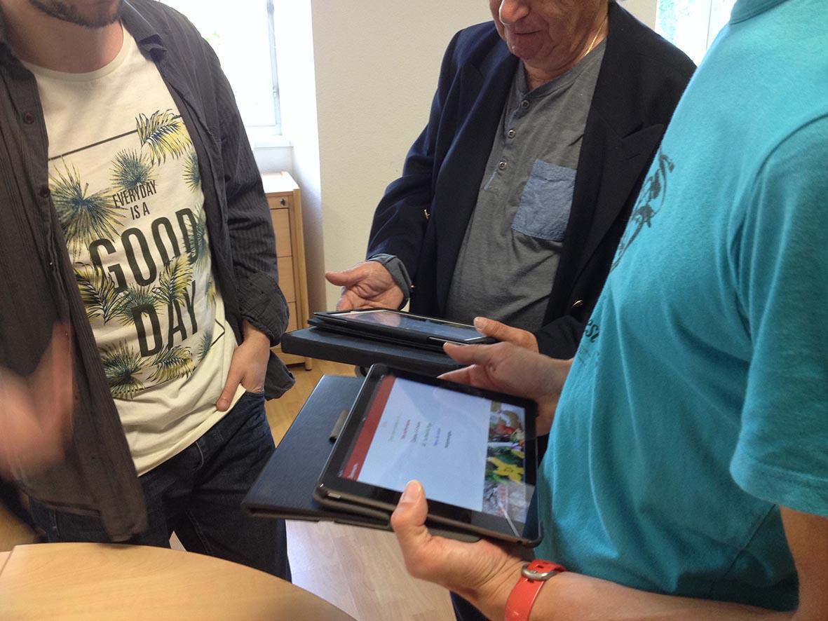 lecture et écriture numérique Barcelonnette