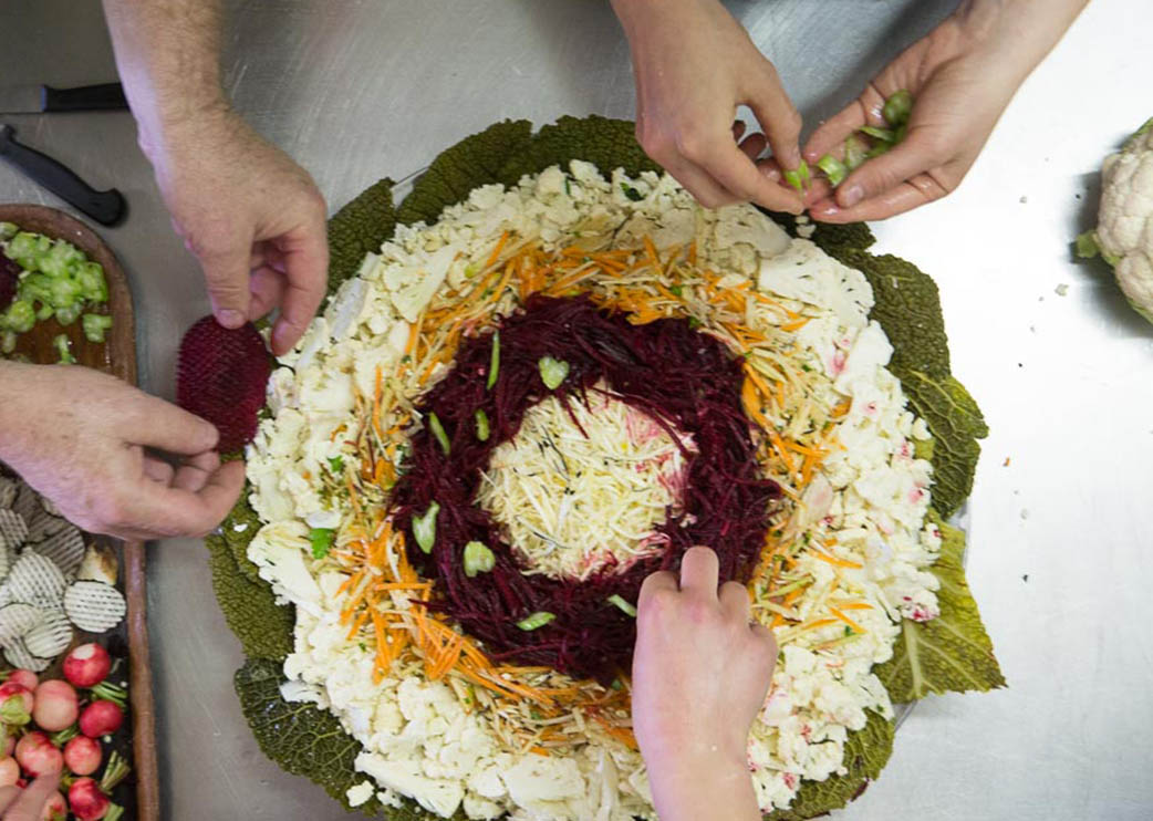 farandole de légumes pascal daumas